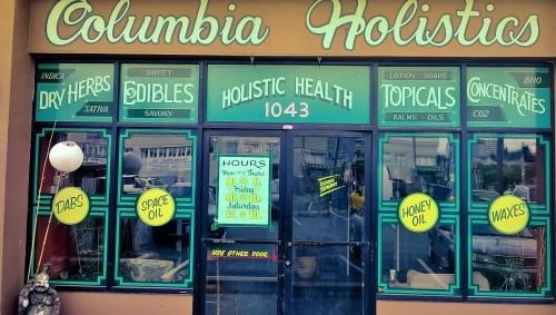Columbia Holistics